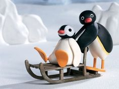 Pingu kinderfilms