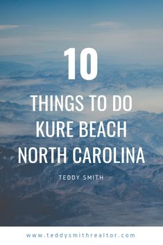 73 Best Kure Beach images in 2018 | Kure beach, Outer banks