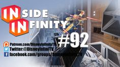 Inside Infinity 92 - 8 New Power Disc and Rise Against the Empire - http://disneyinfinity.tv/inside-infinity-92-8-new-power-disc-and-rise-against-the-empire/