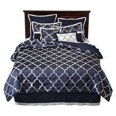 our bedroom? i know i want blue in our bedroom. and i've seen all these in person at target and just can't decide.