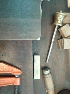 Old Tools. Ebanistería.