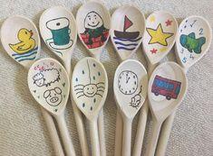 Nursery Rhyme Wooden Spoons Nursery Rhyme Wooden Spoons – An EYFS Classroom Baby Room Activities, Rhyming Activities, Infant Activities, Autumn Eyfs Activities, Infant Sensory, Childcare Activities, Music Activities, Nursery Rhyme Crafts, Nursery Rhymes Preschool