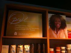 Oprah and Starbucks