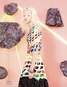 #SashaLuss by #BenToms for #AnOtherMagazine S/S 2014