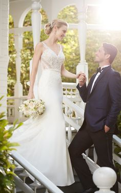 Martina Liana Wedding Dresses - Search our photo gallery for pictures of wedding dresses by Martina Liana. Find the perfect dress with recent Martina Liana photos. Wedding Dress Pictures, Wedding Dress Styles, Designer Wedding Dresses, Martina Liana, Bridal Gowns, Wedding Gowns, Wedding Blog, Wedding Cake, Lace Wedding