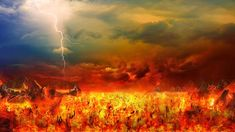 "Many people say, ""When heaven falls everyone shall die.� So when disasters befall, will believers in God really be spared from death? Bible Pictures, Art Pictures, Word Express, Church News, Christian Videos, Biblical Art, The Son Of Man, Holy Ghost, Persecution"