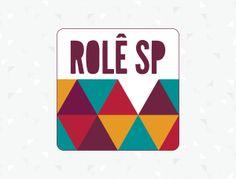 App Rolê SP by Bárbara Joana, via Behance