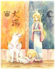 Okami and Okamiden