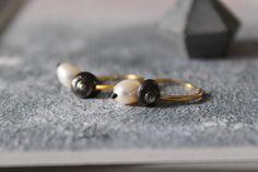 Shell hoop earrings , Gold plated hoops, Pearl earrings, Seashell jewelry, Dainty earrings , Gift for her, Ocean / Sea lover gift Dainty Earrings, Silver Hoop Earrings, Etsy Earrings, Sterling Silver Jewelry, Pearl Earrings, Seashell Jewelry, Bohemian Jewelry, Tragus Jewelry, Geometric Jewelry