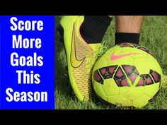How To: Score More Goals/ Finishing Drills For Forwards/Strikers Soccer Warm Ups, Top Soccer, Kids Soccer, Soccer Ball, Soccer Stuff, Soccer Workouts, Soccer Drills, Soccer Coaching, Soccer Training