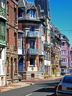 Mers-les-Bains, France