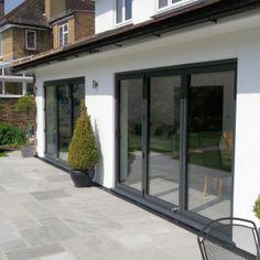 corner bifold patio doors - Google Search