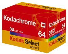 """ Kodak announces that it will no longer manufacture Kodachrome Color Film due to declining demand."