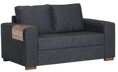 Edullinen Airton-sohva sopii perinteisen muotoilunsa ansiosta kotiin kuin kotiin.