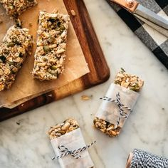 Cereal Recipes, Baking Recipes, Snack Recipes, Vegetarian Breakfast, Breakfast Recipes, Puffed Rice, Baked Vegetables, Cashew Butter, Savory Snacks