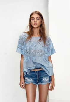 HUNKYDORY BLUE SPRING/SUMMER COLLECTION