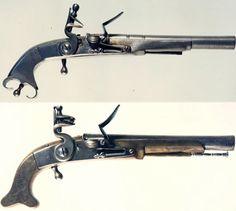 Scottish all~metal pistols