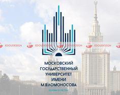 Обновленный логотип МГУ - версия 1  @edoudesign.2015 #logo #MSU #university #Moscow #graphic #design #логотип #МГУ #Москва #университет #графическийдизайн #лого