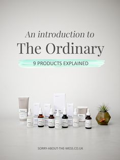 An introduction to The Ordinary 9 products explained. The Ordinary skincare revi… Tips And Tricks, Makeup Tricks, The Ordinary Skincare Review, The Ordinary Products Explained, The Ordinary Regimen, Beauty Hacks For Teens, Skin Care Routine For 20s, Skin Routine, How To Remove