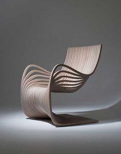 wooden chairs, modern furniture