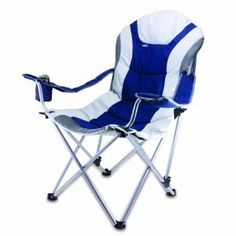 This bad boy reclines so you can relax and look up at the stars after a long day of music.
