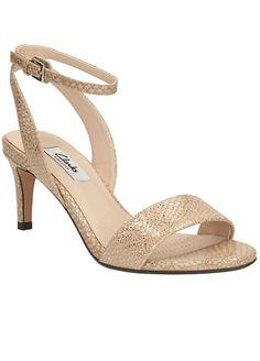 Clarks Ankle Strap Sandals
