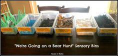 House of Burke: Baby Book Club - We're Going on a Bear Hunt
