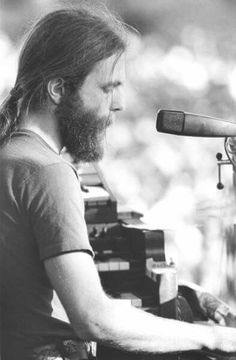 Brent Mydland's first show with the Dead.