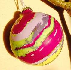 "Christmas Ornament- ""Brooklyn"""