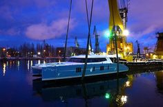 Wildberry - the launch of the first Sunreef 74 model bySunreef Yachts