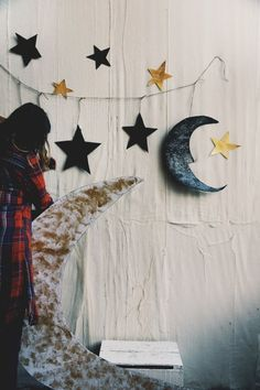 DIY Decor Trend: 7 Celestial Phases of the Moon Projects   Apartment Therapy