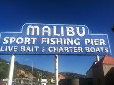 #Malibu Sport Fishing Pier