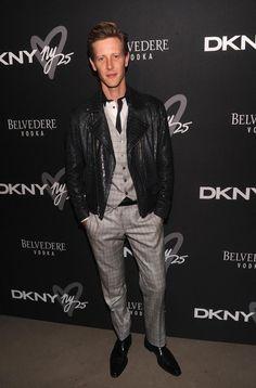 Gabriel Mann | NYFW wearing Anthony Franco + Mezlan #styledbyjulietvo