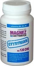 Magnesium for active x 120 tablets