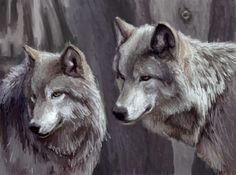 Wolves... by Inochi-Zero on DeviantArt