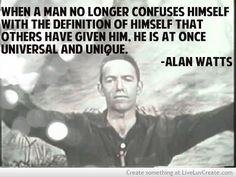 alan watts quotes | Alan Watts Quote | Consciousness
