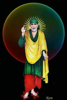 Sai Baba Pictures, Sai Baba Photos, God Pictures, Clock Wallpaper, Sai Baba Hd Wallpaper, Nike Wallpaper, Cellphone Wallpaper, Radhe Krishna Wallpapers, Lord Vishnu Wallpapers