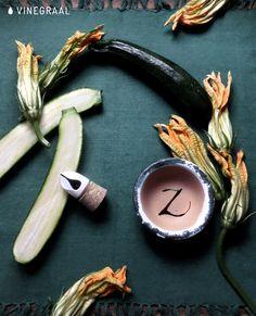 vinegraal.com/kick #balsamicvinegar #italianfood #acetobalsamico #tradition #foodlover #foodalphabet #zucchini