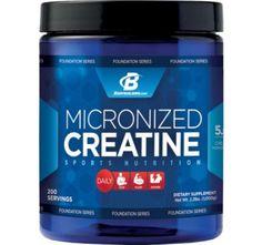Bodybuilding.com Foundation Series Micronized Creatine 1000 Grams xWhey Protein…