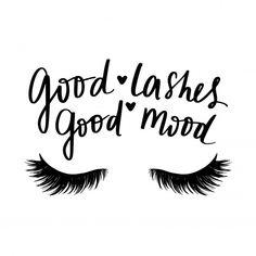 hand to Хорошие ресницы, хорошее настроение. рука н… Good eyelashes, good mood. Lash Quotes, Makeup Quotes, Beauty Quotes, T-shirt Refashion, Images Esthétiques, Life Images, Elf Make Up, Lashes Logo, Lash Room