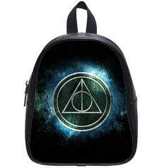 Large Size Harry Potter Printing Backpack Custom High School Students Backpack for Travel or Party