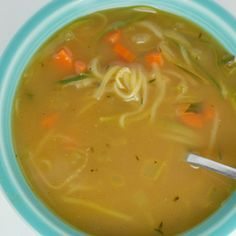 Gluten-Free Chicken Noodle Soup - Weight Loss Recipes: Weight Loss Soup - Shape Magazine