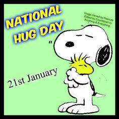 Peanuts Quotes, Snoopy Quotes, Peanuts Cartoon, Peanuts Snoopy, Good Morning Hug, Hug Quotes, Life Quotes, Cards For Friends, Holidays Events