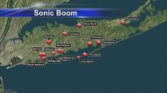 Official: Fighter jets caused East Coast sonic boom #earthquake...