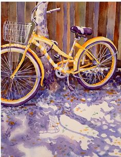 Nancy LaBerge Muren WATERCOLOR