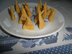Conitos de maìz y queso (3D)