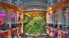 vacation in Paris Pershing Hall