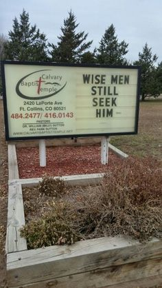 Baptist Church sign board message... Heaven: Don't miss it for the ...