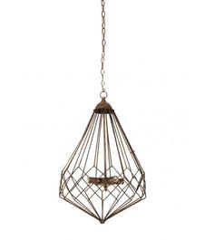 lámpara diamond drop
