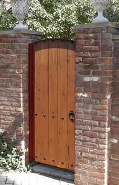 Gate Hand Made - Wood Gate 13th Cen - CDG110